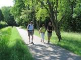 Groene Hartpad Wandeling Woerden-Alphen aan den Rijn 4-5 juni 2011