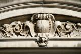 Beardshear Hall Carving