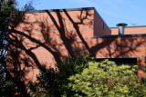 ISU Building Shadow Abstract