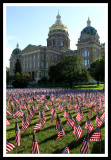 September 11 and the Iowa Capitol