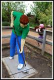 Lego Gardener and Little Fan