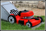Lego Mower_closeup