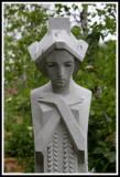 Woman in Stone