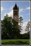 Campanile in Late Day Light