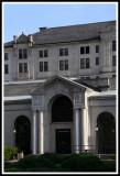 Memorial Union Door in Late Afternoon