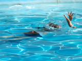 Hailey Underwater