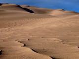 Great Sands National Park sand dunes, Colorado