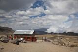 The Piedra Grande hut, ~14000ft.