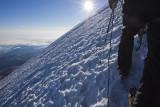 Getting steep!