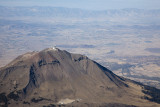 The Large Millimeter Telescope on top of Sierra Negra, ~15000ft.