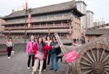 Silk route Day 3, Xi'an