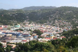 Castries from Above
