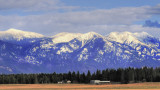 East of Whitefish MT