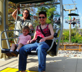Off the sky ride
