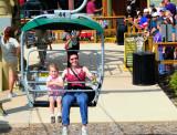 Off we go - Sky Ride KC Zoo