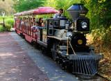 KC Zoo Train