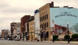 Downtown Delphos OH