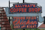 BalyEat's Coffee Shop Sign Only