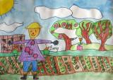 scarecrow, Nancy Chen, age:6