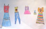my beautiful clothes, Nancy Yin, age:5