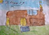 house, Xin Lan, age:5