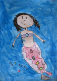 Mermaid, Zoe, age:3.5