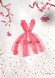 beautiful dress, Nancy Yin, age:8