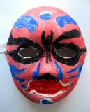 Chinese Opera Mask, Hong Yu, age:7