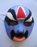 Chinese Opera Mask, Jamie Ma, age:8