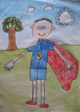 Superman, Stanley, age:6