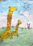 giraffe, Alice, age:5