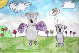 koala, Jane, age:5