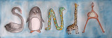 my name design - Animal Sonia, Sonia, age:12