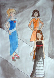 fashion show, Sonia, age:12