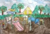 School & Playground