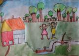 house, Christina, age:5