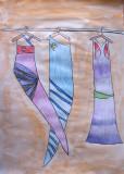 my beautiful dresses, Annie Hu, age:9