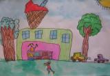 ice-cream shop, Jane, age:5