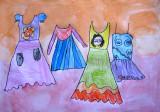 my beautiful dresses, Nancy Zheng, age:5