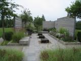 Fantastiska Wij Trädgård med alla sina olika rum