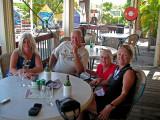 Kaz, Pat, Rene and Sandi in Port Douglas