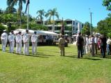 ANZAC Day ceremony 25 April, 2007