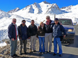 LBG Staff and Security in the Hindu Kush
