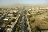 Kabul from the air  21 October, 2005