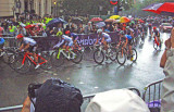 Olympic ladies cycle race