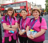 Our charming Olympic volunteers