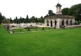 Water garden Kensington Gardens