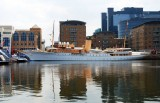 Queen of Denmarks'yacht