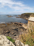 LIZARD POINT DISUSED LIFE BOAT HOUSE