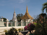 GARDENS OF THE ROYAL PALACE IN PHNOM PENH